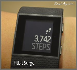 todayimight.com | Achieving 30,000 Steps | Fitbit Surge