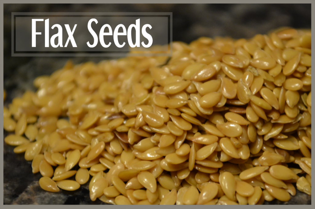 todayimight.com | Smoothie Ingredients | Flax Seeds