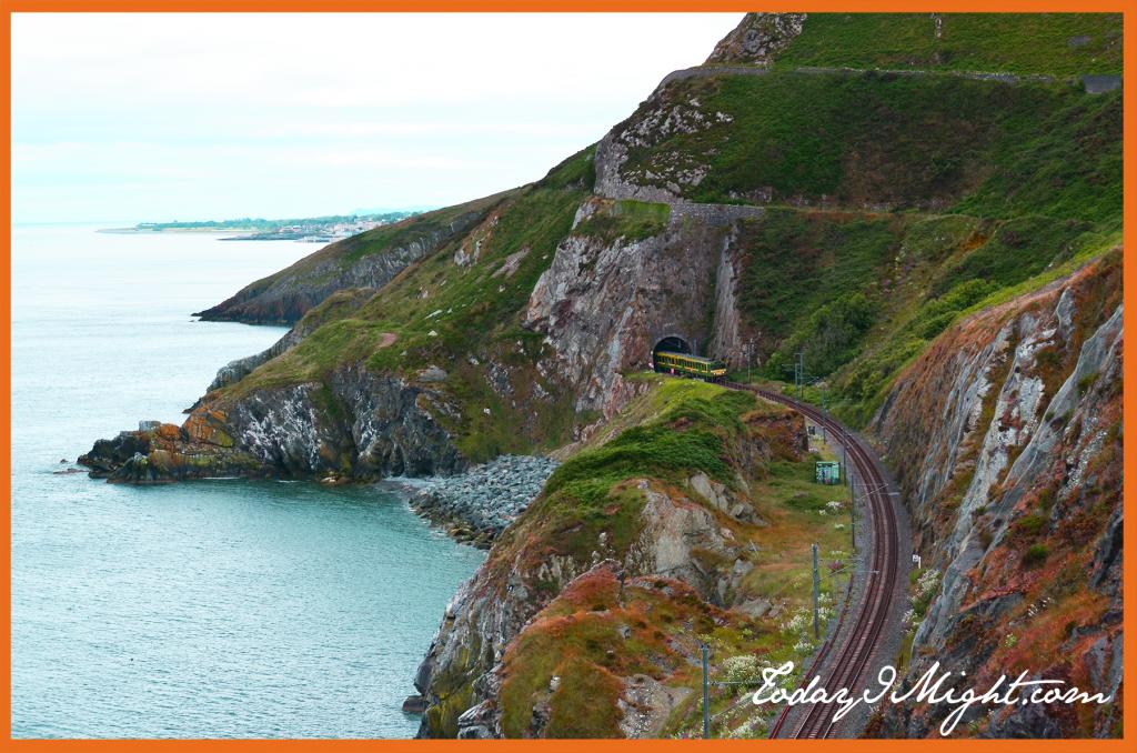 todayimight.com | Hiking | Bray to Greystones | Railway Cliff Walk