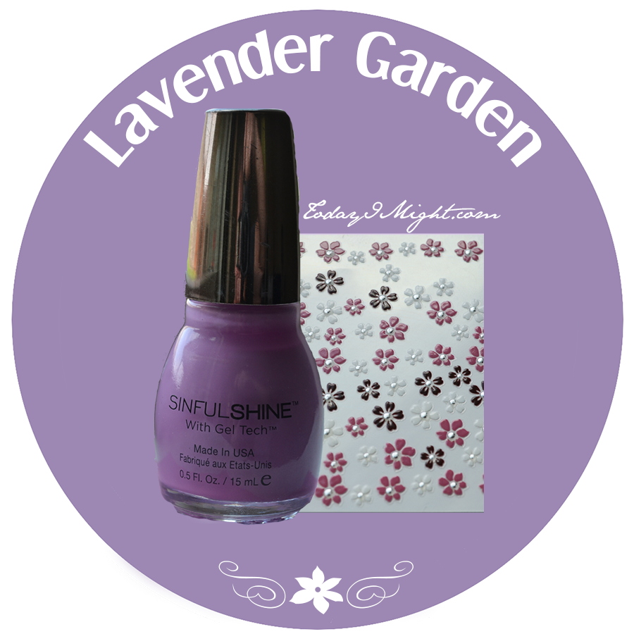 todayimight.com | Lavender Garden Pedicure | Products