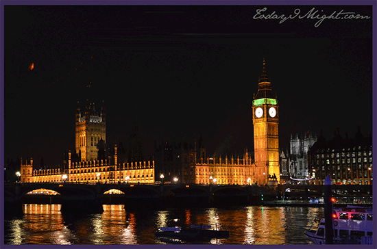 todayimight.com | London Big Ben
