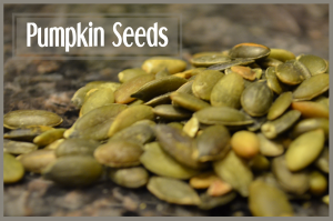 todayimight.com | Smoothie Ingredients | Pumpkin Seeds