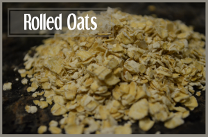 todayimight.com | Smoothie Ingredients | Rolled Oats