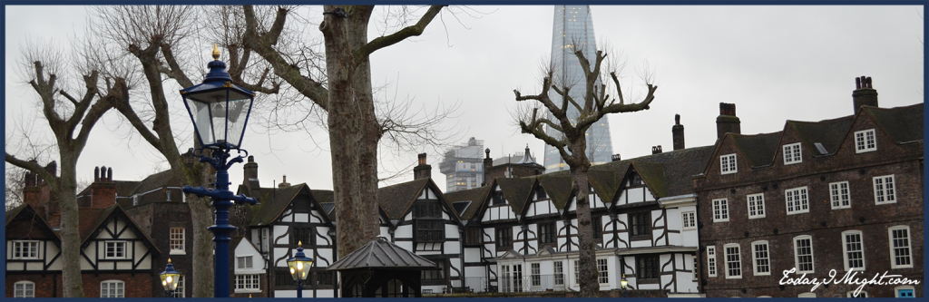 todayimight.com | London | Tower of London | Tudor Apartments