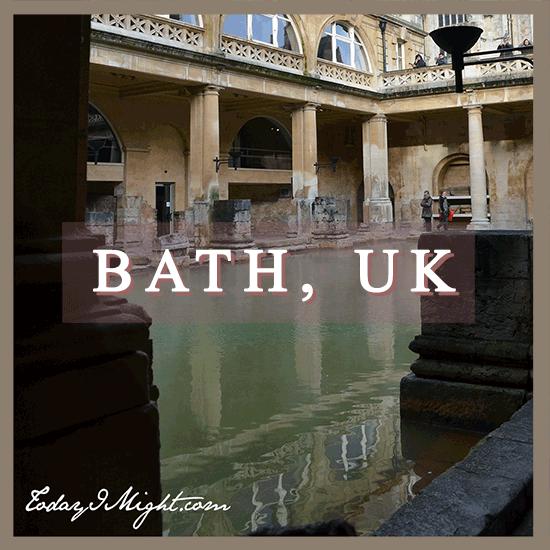 todayimight.com | Bath, UK