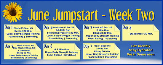 todayimight.com | June Jumpstart | Week Two