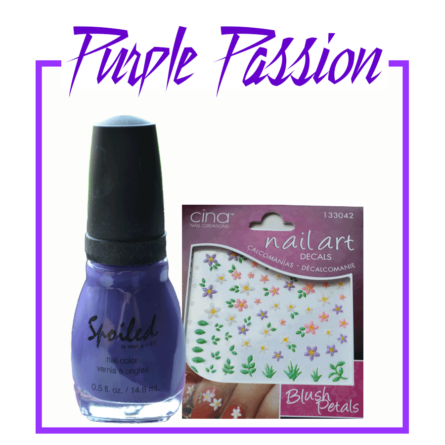 todayimight.com | Purple Passion Pedicure | Products