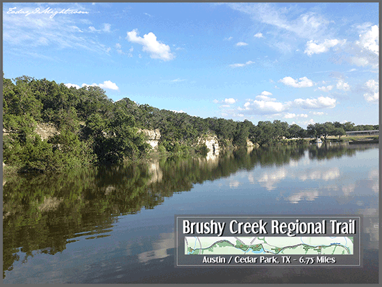 todayimight.com | Brushy Creek Regional Trail | Twin Lakes