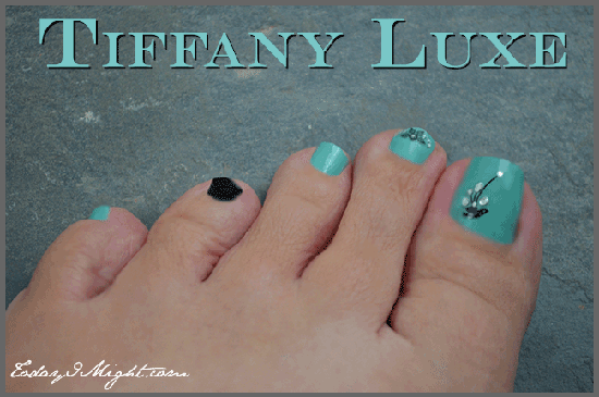 todayimight.com | Tiffany Luxe Pedicure