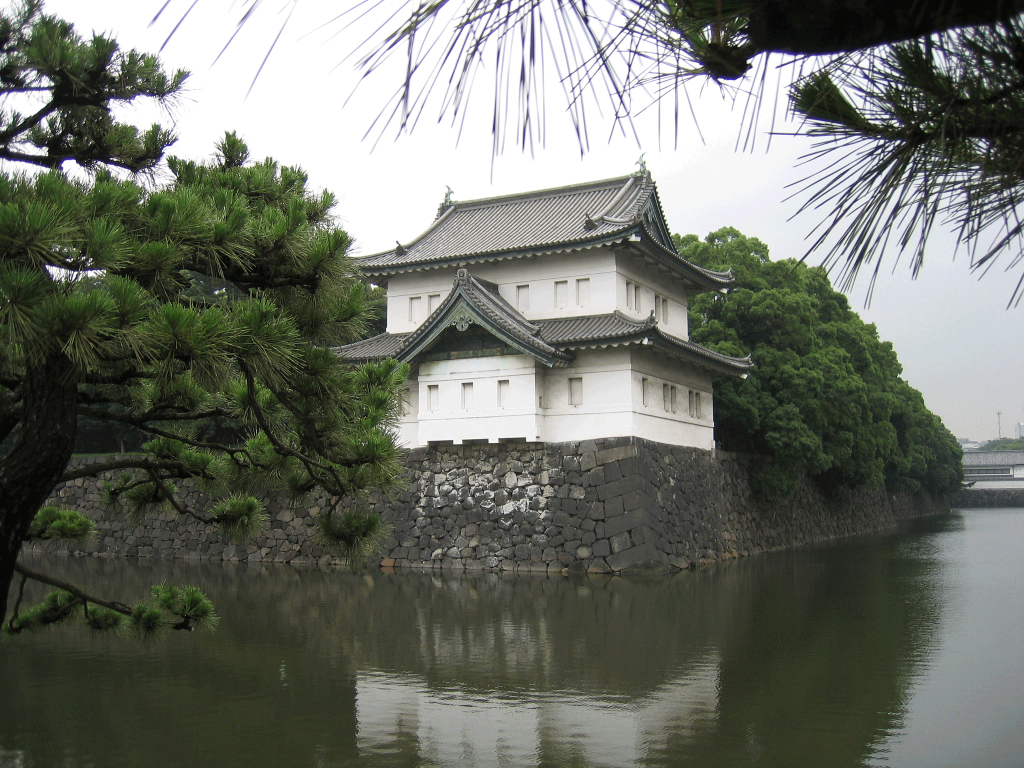 todayimight.com | Imperial Palace Tokyo