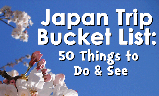todayimight.com | Japan Bucket List