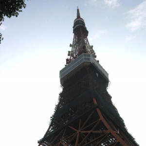todayimight.com | Tokyo Tower