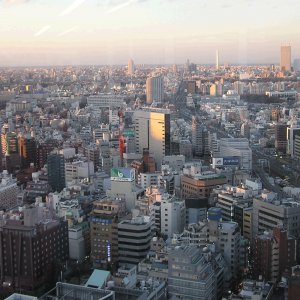 todayimight.com | View of Tokyo