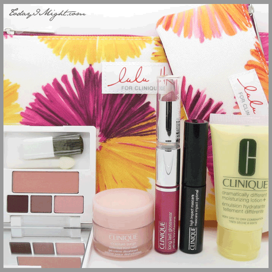 todayimight.com | Clinique Gift with Purchase March 2015