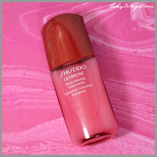 todayimight.com | Shiseido Ultimune Power Infusing Concentrate