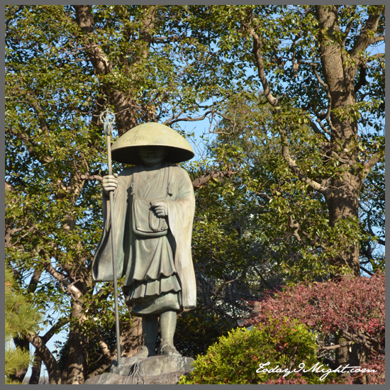 todayimight.com | Statue at Kawasaki Daishi