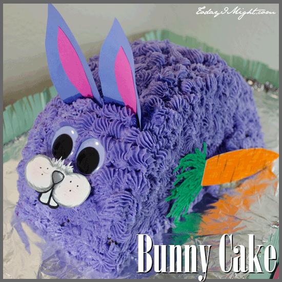 todayimight.com | Bunny Cake