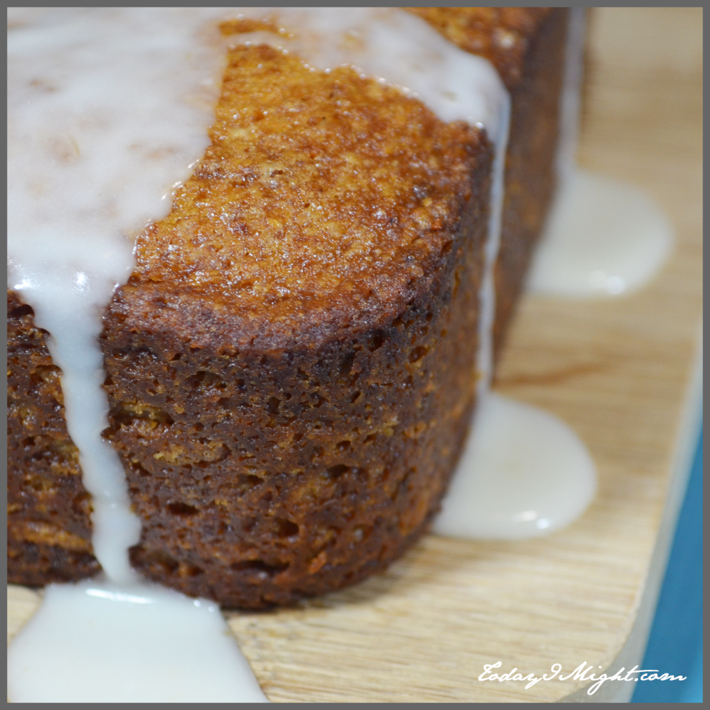 todayimight.com | Vegan Orange Pound Cake | Vegan Orange Pound Cake Loaf