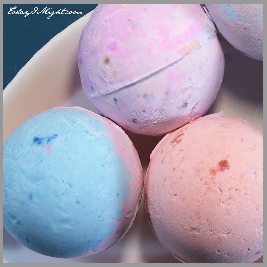 todayimight.com | Bath Bombs