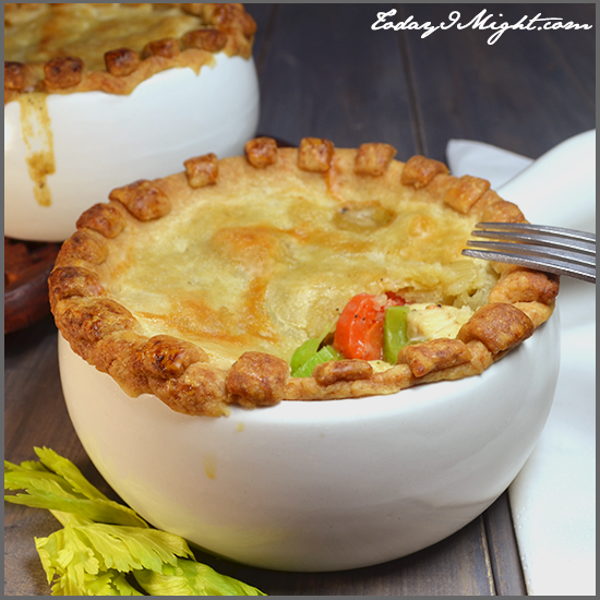 todayimight.com | Chicken Pot Pie